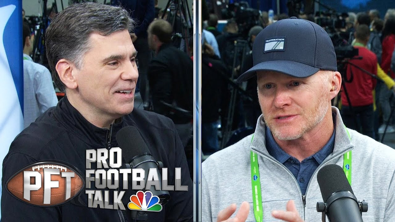 Bills' Sean McDermott confident in young core (FULL INTERVIEW) | Pro Football Talk | NBC Sports