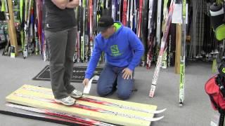 McBike explains how to select the correct length of xc ski