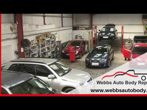 Webbs Auto Body Crash Repairs, Dublin - Scratch Repairs, Spray Painting