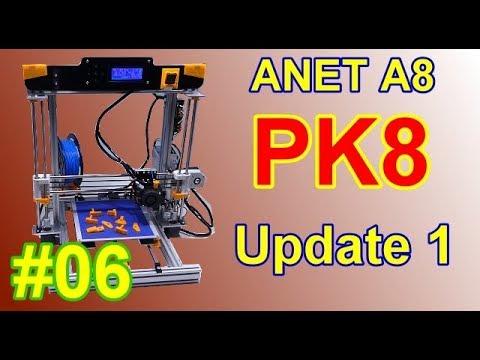PK8 Update #1