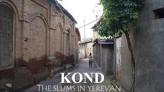 Kond - The slums in Yerevan