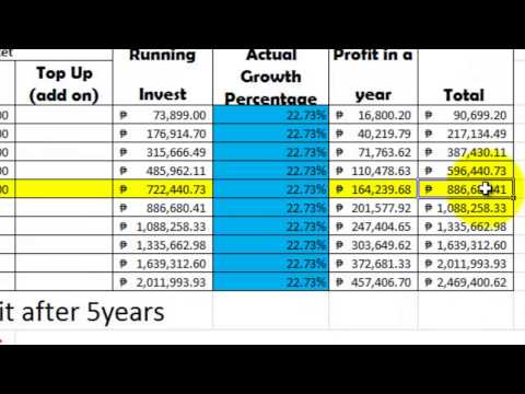 How much do you earn in Mutual funds