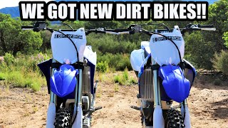GREAT NEWS: We got 2 new Yamaha bikes! - what models are they? 🤔