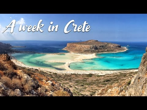The Best of Crete - Greece October 2016