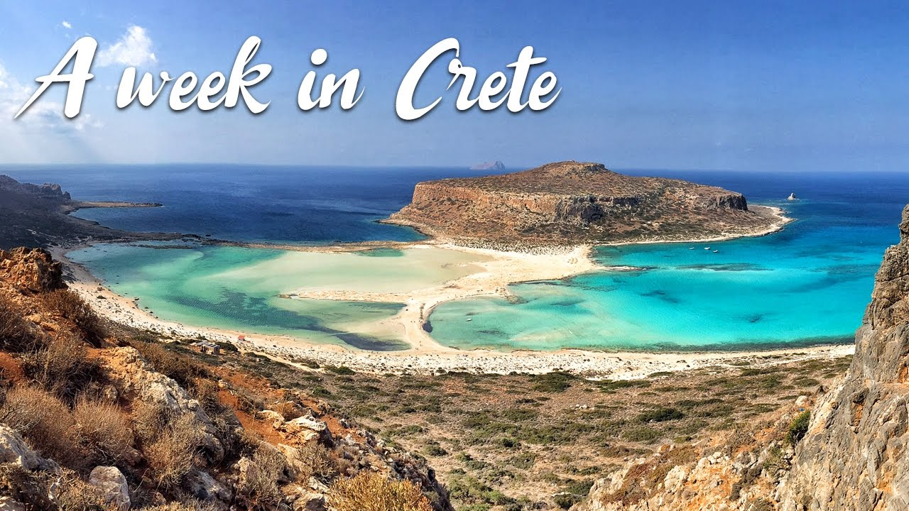 The Best of Crete - Greece October 2016 - YouTube