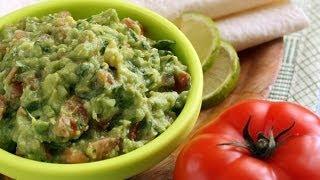 Guacamole  The Best Recipe, Appetizer, Avocado