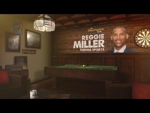 Turner Sports' Reggie Miller on The Dan Patrick Show   Full Interview   11/14/17