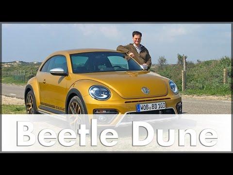 VW Beetle Dune 2016 | Volkswagen | Test Drive | Review | English