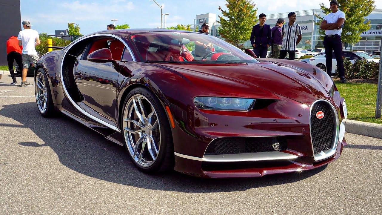Exploring The Cars & Coffee Event @ Lamborghini Uptown Toronto!