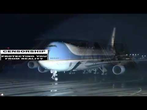 BARACK OBAMA LANDS IN GERMANY AIRFORCE ONE 17 11 16 BREAKING NEWS