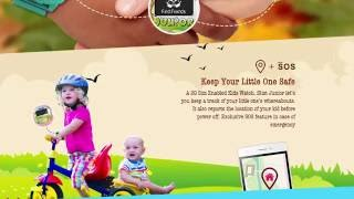 Intex IRist Junior Smartwatch Helps Keep Track Of Your Kids All The Time   Intellect Digest