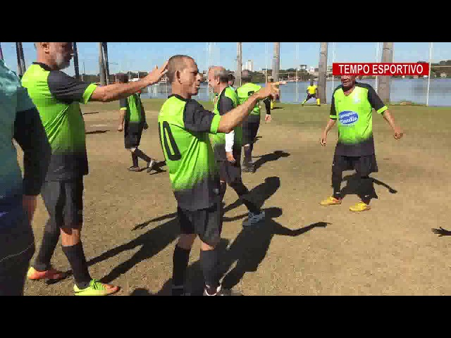 TVSL - CAMPEONATO CLUBE NAUTICO - MASTER - ALPES INDUSTRIAL X AÇOUGUE DO DANILO