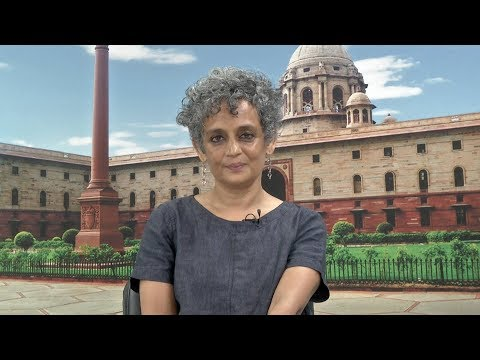 Arundhati Roy: The U.S. Is Growing Closer to India Militarily As Modi Expands Crackdown on Dissent