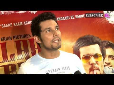 Randeep Hooda | Interview for Film Laal Rang