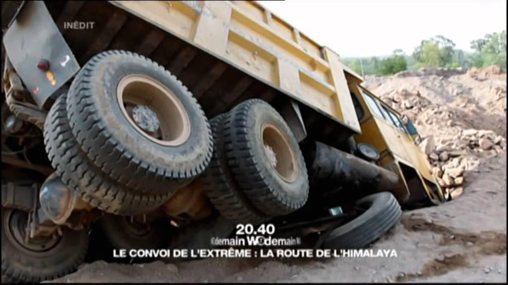 le convoi de lextreme les routes de lhimalaya