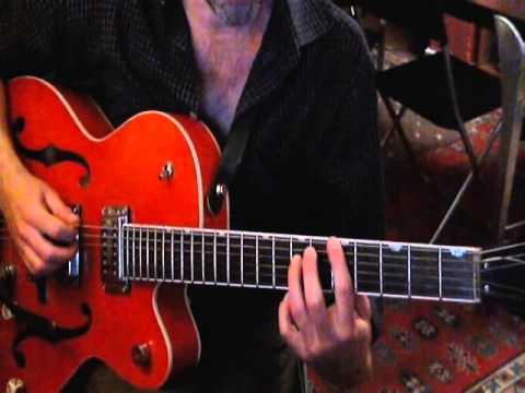 Darrel Higham - Johnny Got A Boom Boom (Imelda May) Guitar Lesson