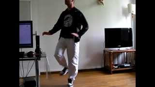 LASKA - Demo (Robot Dance, Smurf & Michael Jackson)