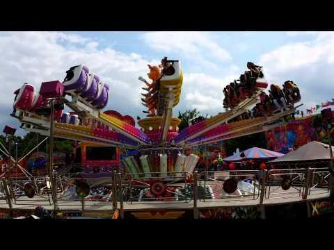 22 June 2014 Mile End Park Funfare Shushi on Some Ride B