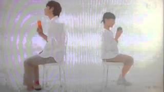キッズステーションの親子でクッキング☆彡 ゆあちゃんとケイスケ君の歌♪...