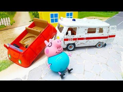 Мультики с игрушками - Обозлин! Новый игрушечный мультфильм для детей онлайн.