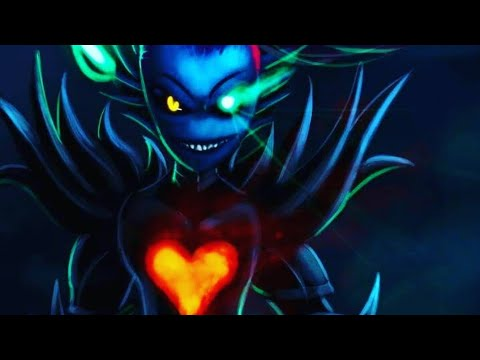Реакция на Анимацию Undertale- Undyne the Undying!!!