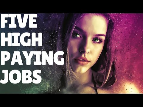 5 HIGH PAYING Jobs You Can Work Anywhere!