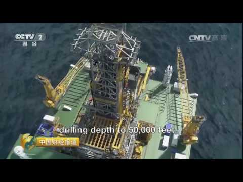 Made in China: the world's largest and most advanced ultra-deep-water semi-submersible drilling rig