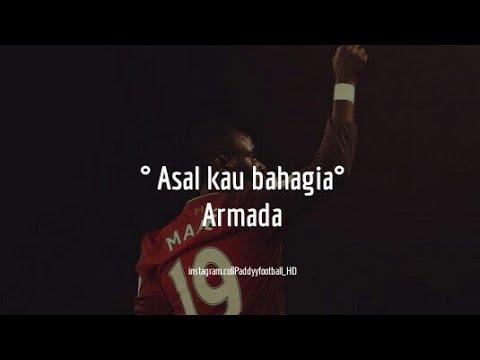 ||.Asal Kau Bahagia- Armada.||Quotes Anak Bola.