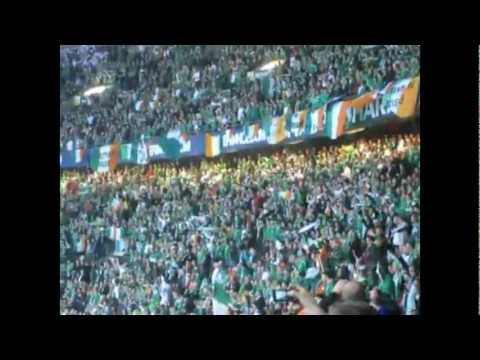 REPUBLIC OF IRLANDA VS ARMENIA PROMO 11-10-2011