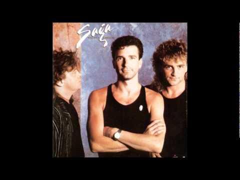 Saga - Chase The Wind - 1987