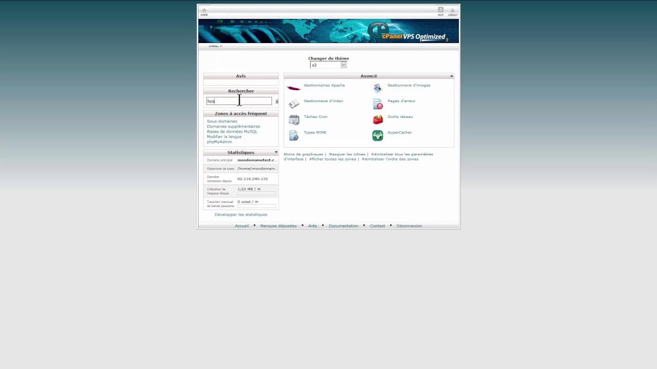 Hébergement Joomla - Plusieurs sites sur le même cPanel (SiteGround)