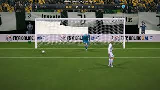 So tài penalty cân não vãi cả chưởng - FIFA Online 4 - Game bóng đá trực tuyến