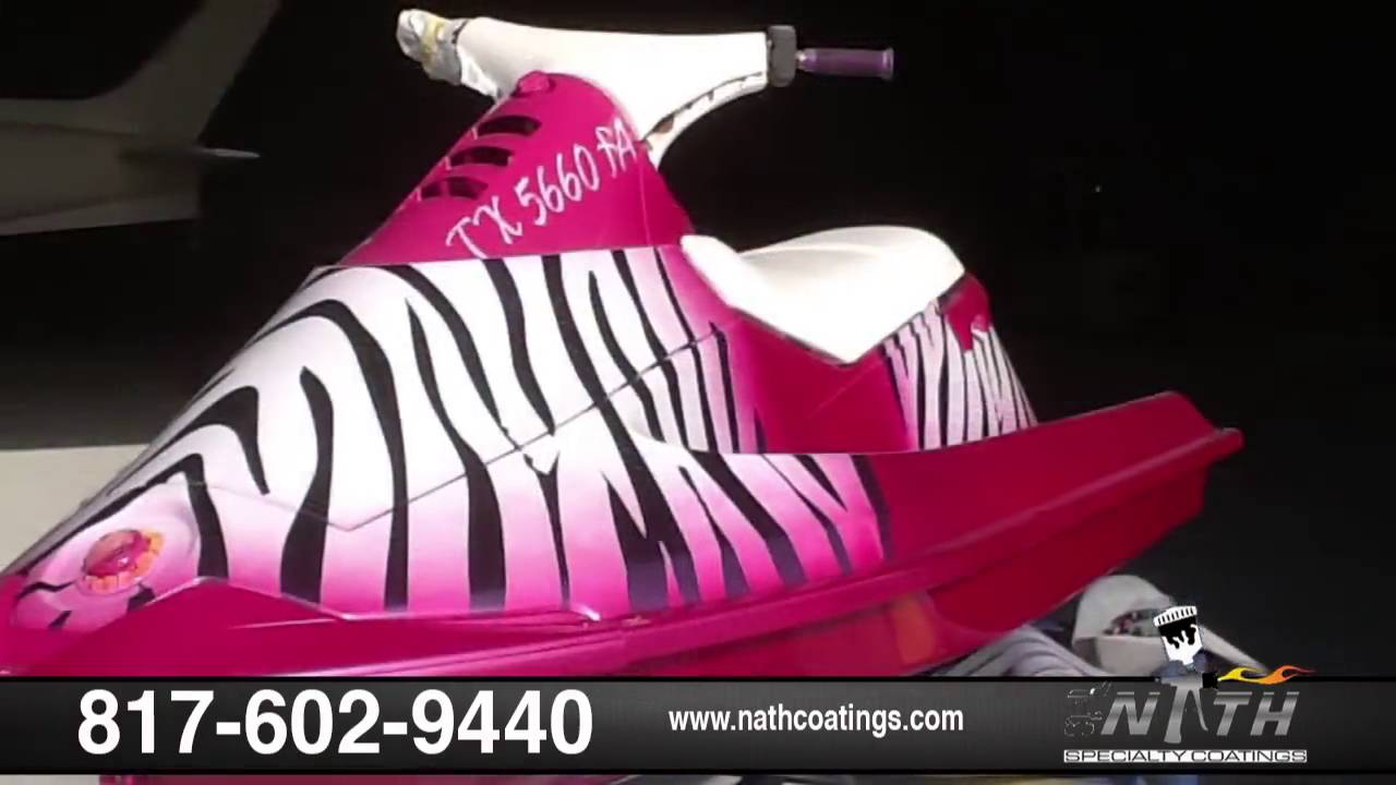 Nath Specialty Coatings | Auto Body, Paint & Repairs for Cars, Trucks &  Golf Carts | Dallas, TX