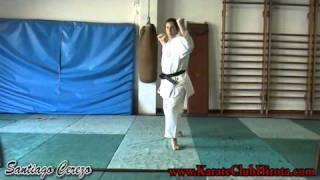 Bunkai Kumite Jitte (Shito-Ryu)