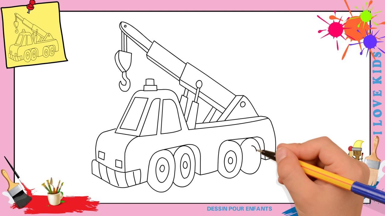 Coloriage Camion Samu.Dessin Camion 2 Comment Dessiner Un Camion Facilement Pour Enfants