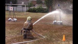 Гадяч – обласні змагання серед пожежників