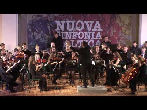 Viljandi Youth Symphony Orchestra, Estonia // Highlights from West Side Story