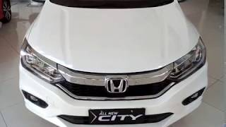Review All New Honda City A/T (2018)