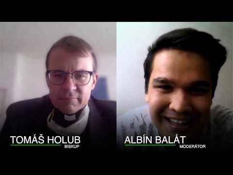 Signály z kavárny 8: biskup Holub, Covid-19 a mládež