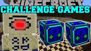 Minecraft: SAND BEAST CHALLENGE GAMES - Lucky Block Mod - Modded Mini-Game