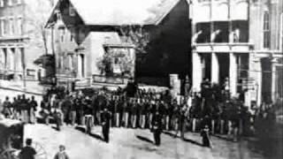 United States Colored Troops -  African American US Army Soldiers - O Give Us a Flag March
