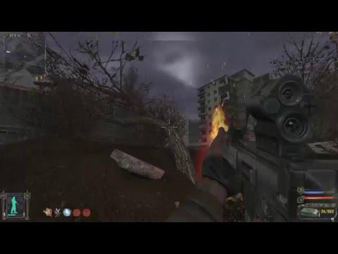 [PC] [59] S.T.A.L.K.E.R. - Тень Чернобыля: Тайник на припяти