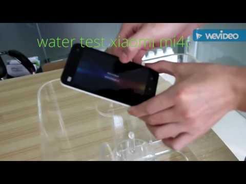 Water test xiaomi mi4c