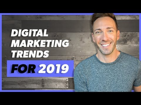 Digital Marketing Trends for 2019 Online Domination