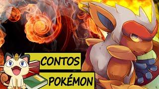 Contos Pokémon #11 - Infernape o Pokémon Chama!