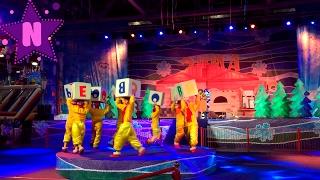 Новогоднее шоу Зима в Простоквашино в Крокус Сити Холле Christmas show in Crocus City Hall