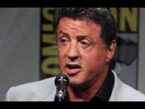 "Sylvester Stallone at ""The Expendables 2"" UK Premiere!"