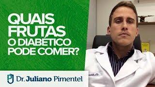 Quais Frutas o Diabético Pode Comer?   Dr. Juliano Pimentel thumbnail