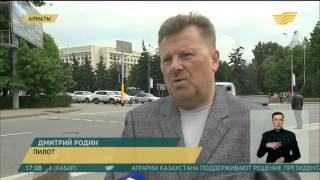 Gambar cover Дмитрию Родину присвоено звание «Халық қаһарманы»