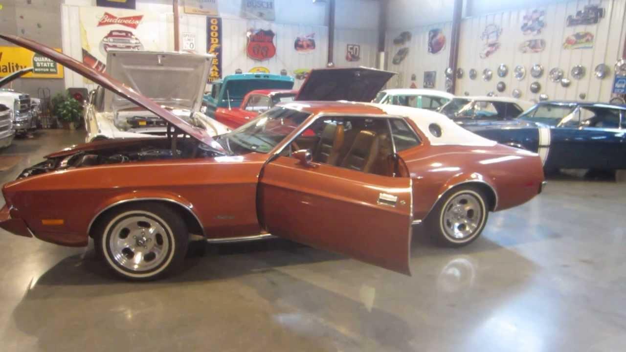 SOLD***1973 Mustang, True Survivor, for Sale, Passing Lane Motors ...